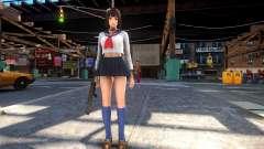 Naotora Ii Sailor School for GTA 4