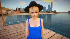 Marie Rose Casual v10 for GTA San Andreas