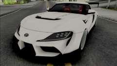 Toyota Supra GR 2020 Varis