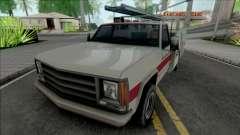 New Utility Van for GTA San Andreas