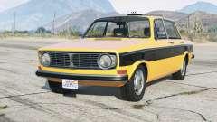 Volvo 144 Taxi 1971 v1.1 for GTA 5