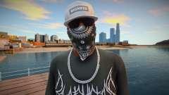 Skin from GTA Online V2 for GTA San Andreas