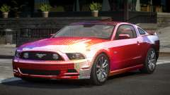 Ford Mustang GT BS-R L8 for GTA 4