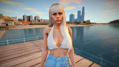 Cassie Casual v2 for GTA San Andreas