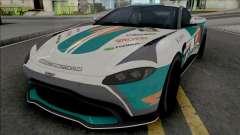 Aston Martin Vantage 2019 (Real Racing 3) for GTA San Andreas