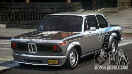 BMW 2002 PSI Drift S7 for GTA 4
