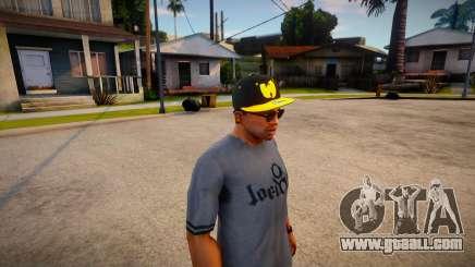 Cap Wu-Tang Clan for GTA San Andreas