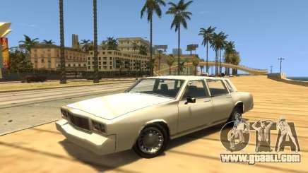 Tahoma SA for GTA 4