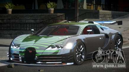 Bugatti Veyron GS-S L6 for GTA 4