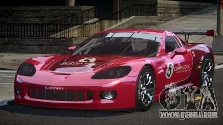 Chevrolet Corvette SP-R S5 for GTA 4