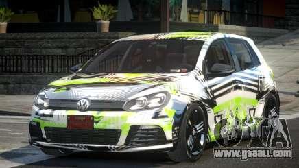 Volkswagen Golf US S5 for GTA 4