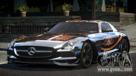 Mercedes-Benz SLS US S1 for GTA 4