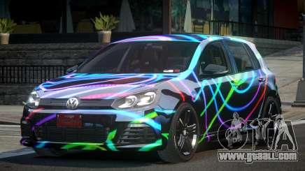 Volkswagen Golf US S6 for GTA 4