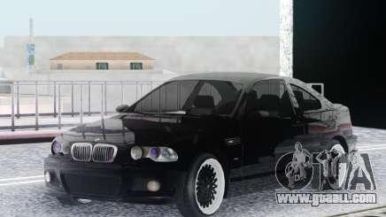 BMW M3 E46 LQ for GTA San Andreas