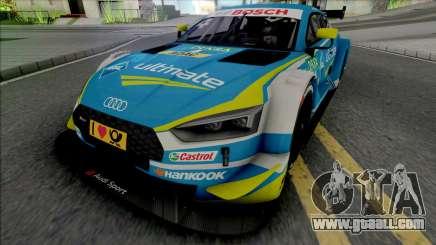 Audi RS5 DTM Robin Frijns for GTA San Andreas