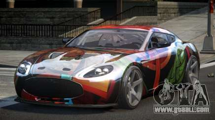 Aston Martin Zagato BS U-Style L2 for GTA 4