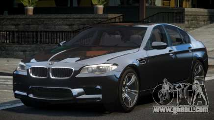 BMW M5 F10 PSI-R for GTA 4