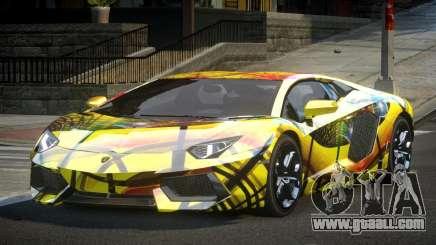 Lamborghini Aventador AN S6 for GTA 4