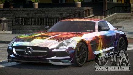 Mercedes-Benz SLS US S4 for GTA 4