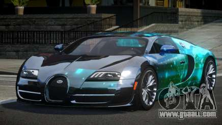 Bugatti Veyron US S6 for GTA 4