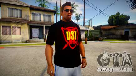 T-shirt KDST for GTA San Andreas
