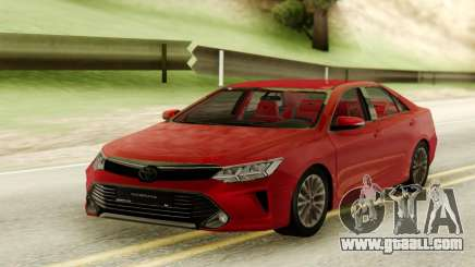Toyota Camry V50 Exclusive for GTA San Andreas