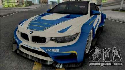 BMW M4 F82 (Razor) for GTA San Andreas