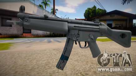 MP5A3 (COD MW2019) for GTA San Andreas