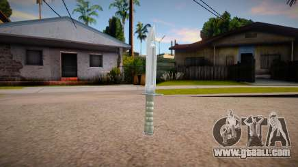 Bayonet (CS:GO) for GTA San Andreas