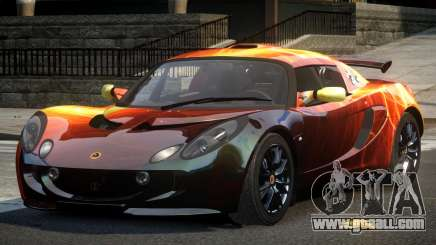 Lotus Exige BS-U L6 for GTA 4