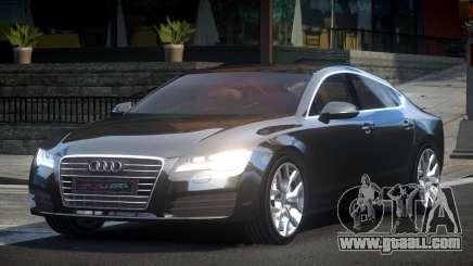 Audi A7 E-Style for GTA 4