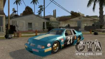 Hotring Racer SA for GTA 4