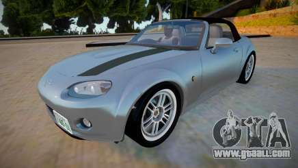 Mazda Miata MX-5 Japanistic for GTA San Andreas
