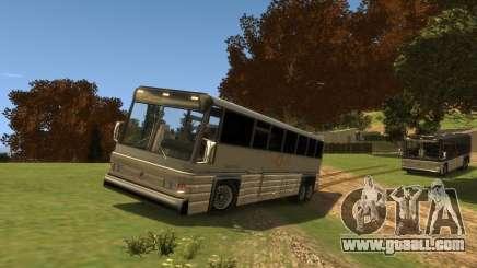 Coach SA for GTA 4