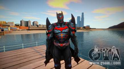 Batman (Hellbat Armor) for GTA San Andreas