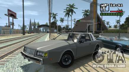Majestic SA for GTA 4