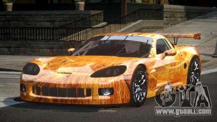 Chevrolet Corvette SP-R S8 for GTA 4