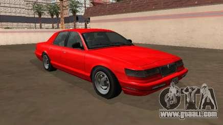 Mercury Grand Marquis (1994) for GTA San Andreas