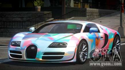 Bugatti Veyron US S4 for GTA 4