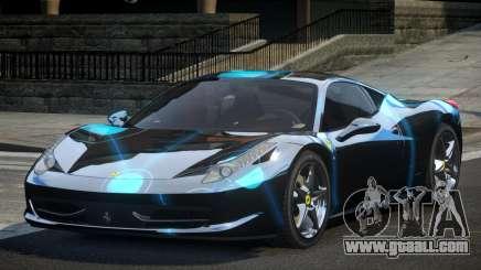 Ferrari 458 SP Tuned L1 for GTA 4