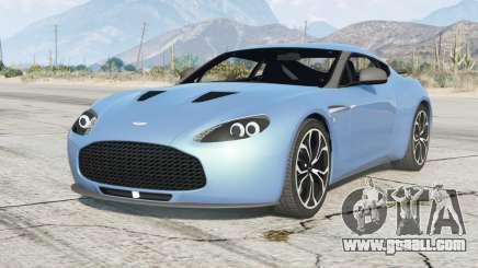 Aston Martin V12 Zagato 2012〡add-on for GTA 5