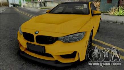 BMW M4 GTS [IVF] for GTA San Andreas