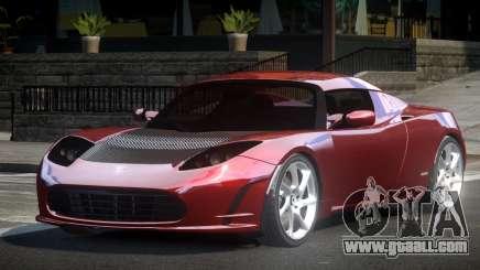 Tesla Roadster Sport for GTA 4