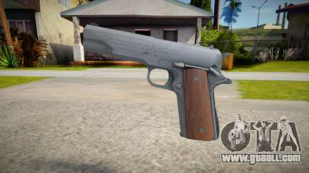 Colt M1911 for GTA San Andreas