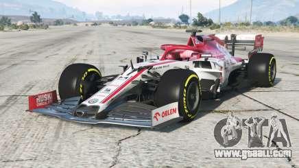 Alfa Romeo Racing C39〡add-on v4.0 for GTA 5