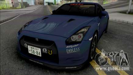 Nissan GT-R R35 MCR for GTA San Andreas