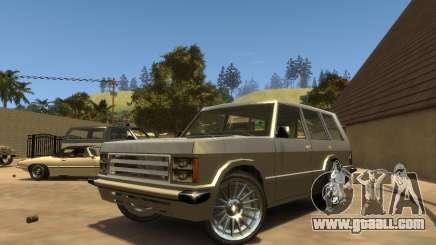 Huntley SA for GTA 4