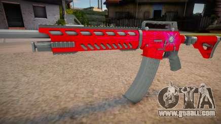 Derya MK-10 VR 102 for GTA San Andreas