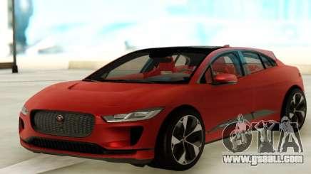 Jaguar I-PACE for GTA San Andreas