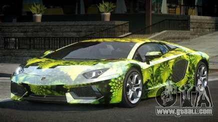 Lamborghini Aventador AN S10 for GTA 4